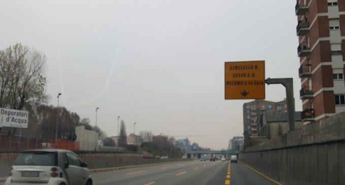 Autostrada A4, chiusure notturne per lavori
