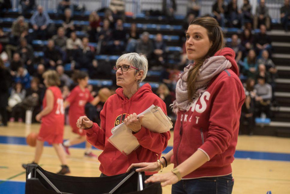 La Festa di Natale del Geas Basket