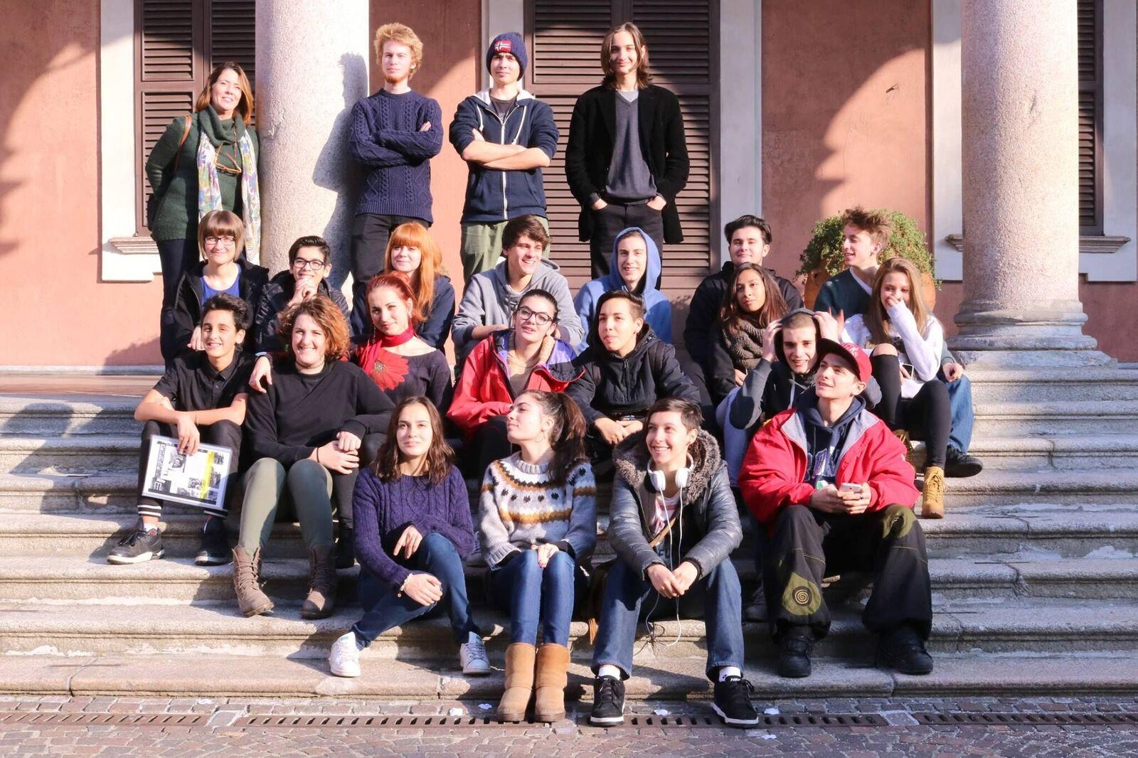 Alternanza scuola lavoro il liceo boccioni al mufoco di for Liceo di moda milano