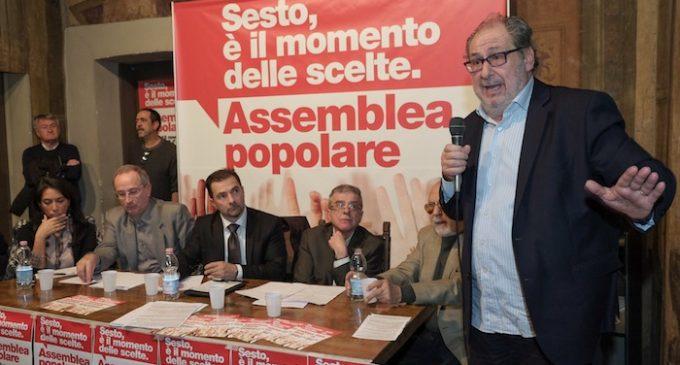 Elezioni a Sesto: il Comitato Popolare presenta il suo candidato sindaco