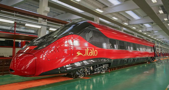 Sesto: Italo ordina 5 nuovi treni Pendolino Evo alla Alstom
