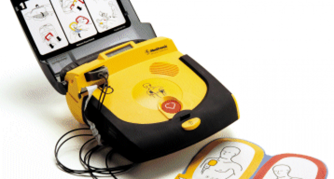 Dall'1 luglio defibrillatore obbligatorio in tutti gli impianti sportivi