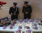 Montagna di droga nella casa del centro di Cinisello. Arrestati 3 marocchini (video)