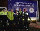 VIDEO Volontari di Protezione Civile di Cinisello al lavoro nel Centro Italia