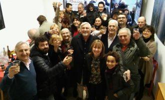 Inaugurata la sede del comitato elettorale per Monica Chittò Sindaco