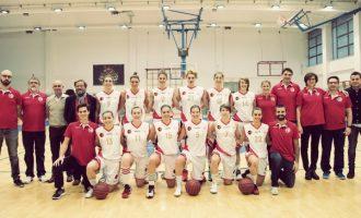 Il Geas Basket vince al PalaNat: Albino battuta in gara 1 dei playoff
