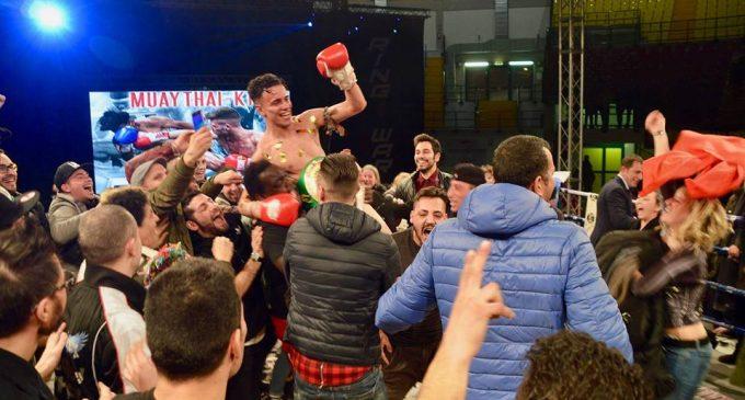Muay thai ring war torna a casa l 39 edizione 2018 sar al palasesto il 24 febbraio - Gran casa paderno dugnano ...