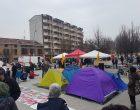 """Movimento Casa: """"Il Comune non dialoga"""". Ecco il video della manifestazione di piazza Gramsci"""
