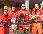 Sos Sesto: riparte la raccolta fondi, vendita di primule in città