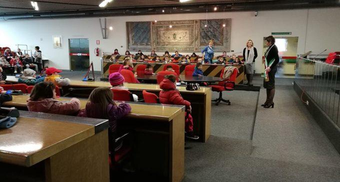 Studenti di Cinisello in consiglio comunale per parlare di Europa