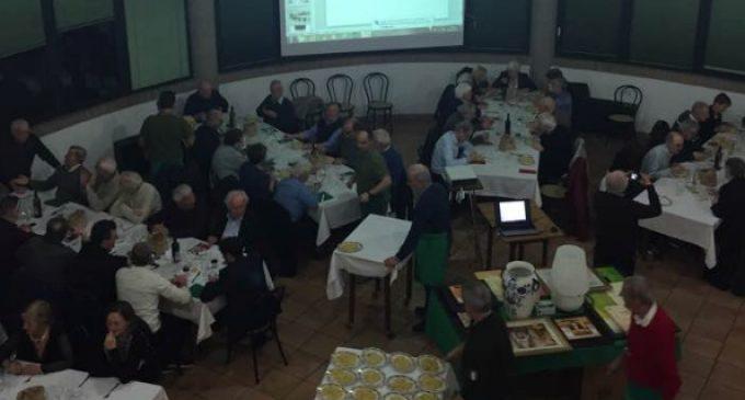 Cinisellesi doc a cena per la Festa degli Uffizi: gusti della tradizione e solidarietà