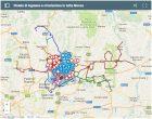Visita del Papa a Milano e Monza: la mappa dei blocchi stradali