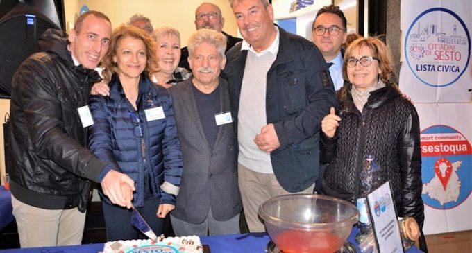 """Inaugurata la sede di Sesto nel Cuore. Caponi: """"Cittadini protagonisti"""""""