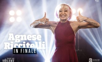 Agnese Riccitelli, da Cologno alla finale di Italia's Got Talent