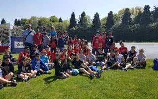 Campionati studenteschi di Atletica a Cinisello