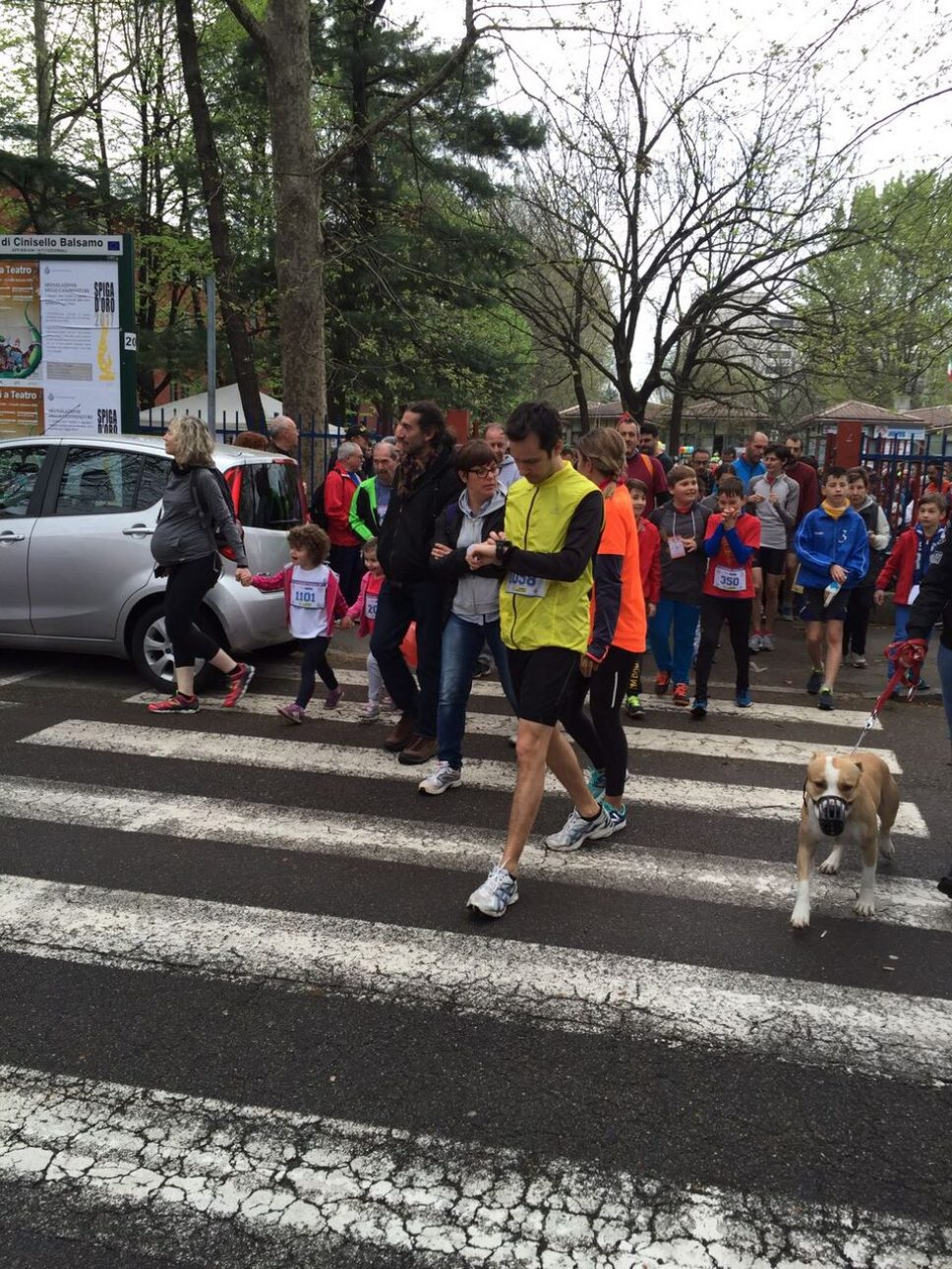 Stracinisello 2017: festa di corsa per 2mila persone