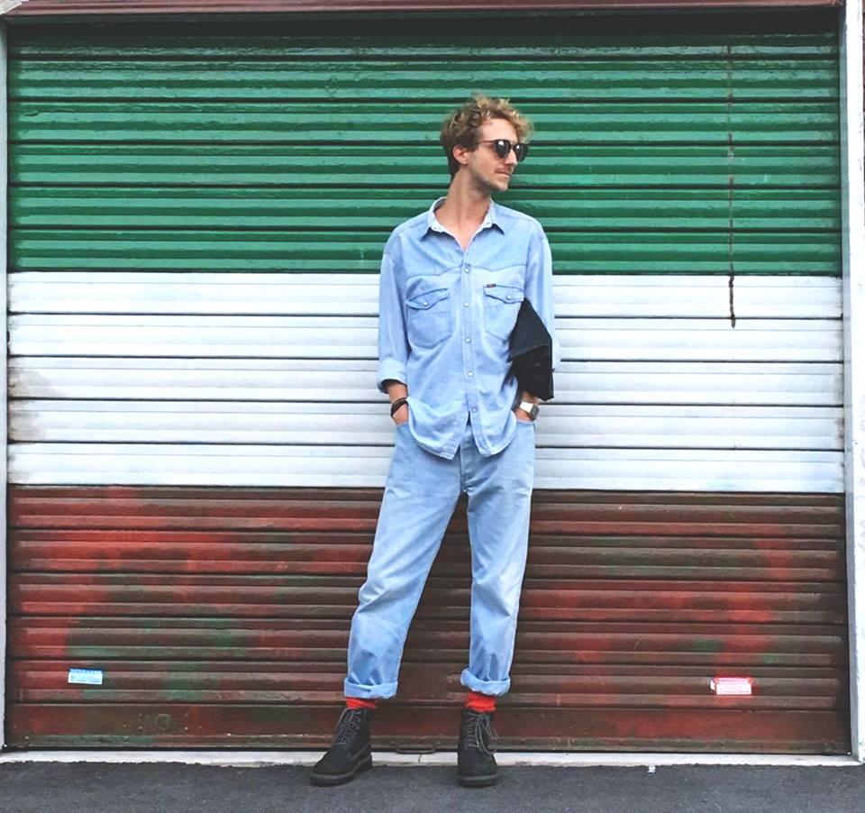 Alessandro costumista di cinisello al debutto teatrale for Politecnico di milano design della moda