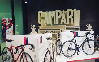 Bike Passion: l'omaggio di Galleria Campari al Giro d'Italia