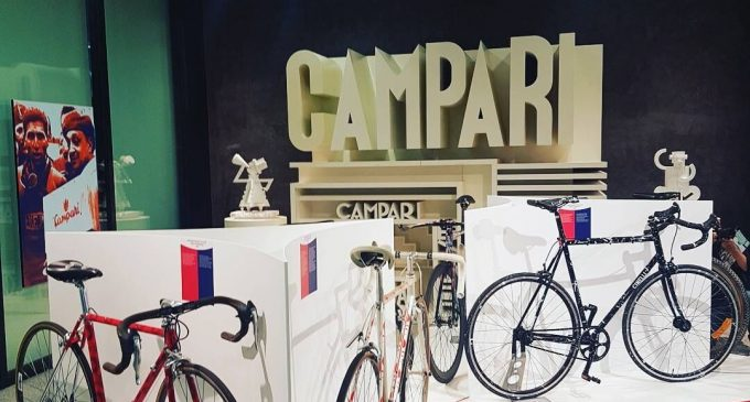 "Prorogata la mostra ""Bike passion"" a Galleria Campari"