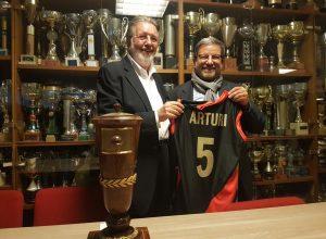 Mazzoleni-Penati, passaggio del testimone in casa Geas Basket