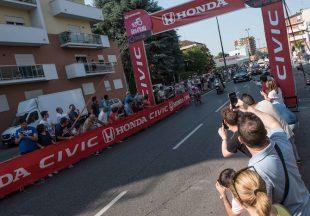 Il Giro d'Italia ha conquistato Sesto San Giovanni