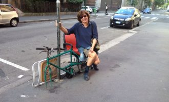 Diffondiamo senso civico: i candidati della civica Insieme con Monica Chittò puliscono Sesto
