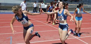 Chiara Di Benedetto, Atletica Cinisello, ancora campionessa italiana juniores