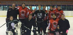 Hockey su ghiaccio, Justin Bieber in visita ai Diavoli Sesto