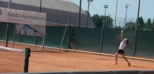 Tennis Club Sesto San Giovanni, la prima gioia: ecco la serie C femminile!