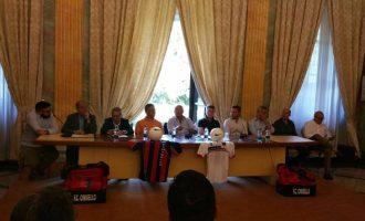 """Calcio, la presentazione del Cinisello: """"Puntiamo ai playoff"""""""