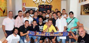 """Calcio, il Real Cinisello si presenta: """"Obiettivo playoff e tante novità"""""""