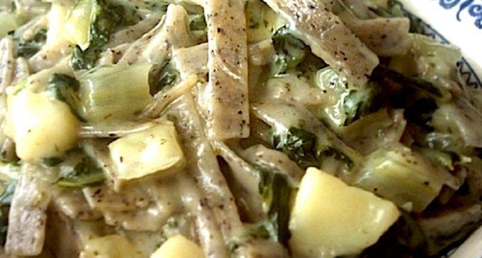 Festa dei pizzoccheri: appuntamento gastronomico a pochi passi da Milano