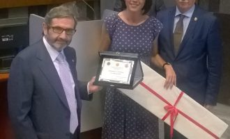 Cinisello: Malvestiti premiato come Imprenditore Etico 2017