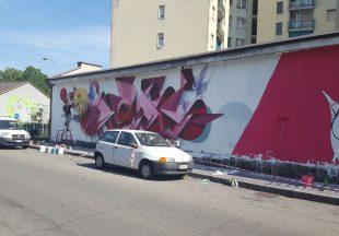 Cinisello capitale della street art con Crocetta Art Project