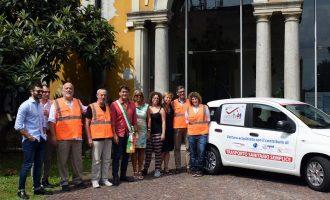 A Cologno inaugurato il Servizio di Trasporto Sanitario dell'ALP