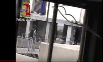 VIDEO Spaccio a Sant'Eusebio, la polizia esegue 32 arresti