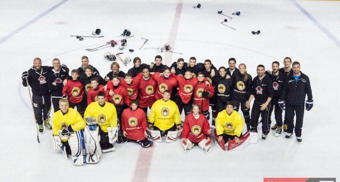 Diavoli Sesto in tour a Bratislava tra i campioni di hockey