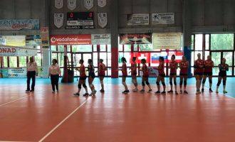 Volley: primi test per l'UniAbita, in casa Pcg si festeggiano i venti anni
