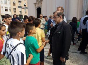 Delpini, Arcivescovo eletto di Milano, incontra i fedeli di Cinisello e Sesto
