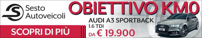 SA - Usato AUDI A3