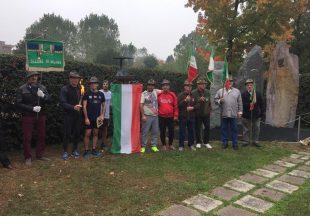 La festa dell'85esimo compleanno degli Alpini di Cinisello