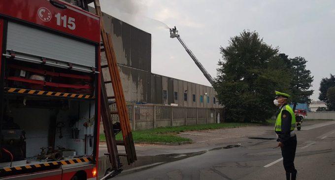 Incendio a Cinisello: le analisi confermano confermano valori nella norma