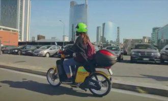 Milano, sharing mobility: arrivano gli escooter free floating di MiMoto