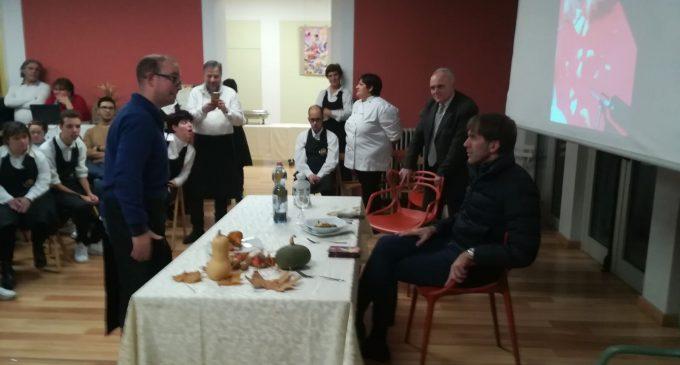 Cusano, lo chef Davide Oldani ospite dell'Associazione Sorriso