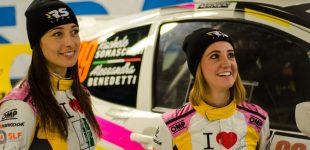 Somaschini e Benedetti assolute protagoniste al Monza Rally Show