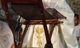 Cinisello, il vescovo di Mileto dona alla città i Codici Purpurei Rossanesi