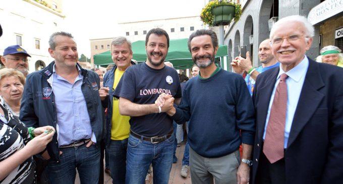 Fontana: la campagna elettorale per la Lombardia parte da Cologno