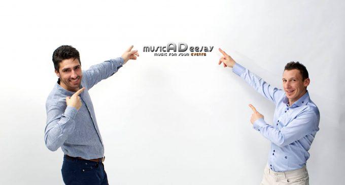 La giusta colonna sonora per il vostro matrimonio a Milano? C'è MusicADeejay