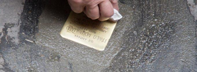 """Cinisello: una """"pietra d'inciampo"""" per ricordare Giuseppe Berna, deportato a Mauthausen"""