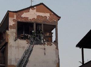 Scoppia una palazzina a Sesto San Giovanni. Sono 6 feriti